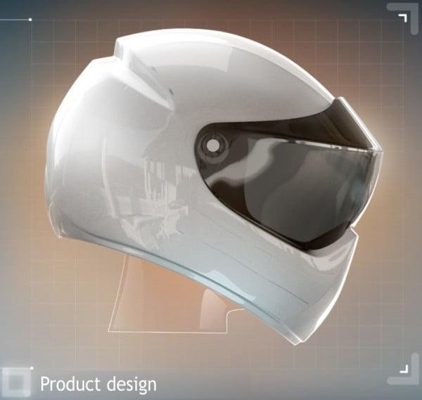 Read more about the article Mũ bảo hiểm sẽ tích hợp GPS và Android giống Google Glass?