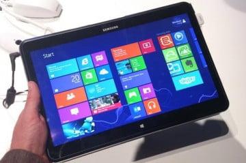 """3 vũ khí để Samsung """"giải cứu"""" tablet Windows 8"""