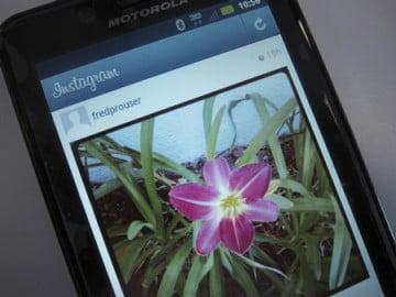 Read more about the article 5 triệu video tải lên Instagram trong ngày đầu tiên ra mắt