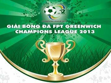 Kết quả bốc thăm và thông báo lễ khai mạc giải bóng đá FPT Greenwich Champions League 2013