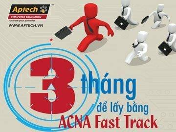 Sẵn sàng trải nghiệm với khóa học Quản trị mạng Fast Track đến từ Hanoi-Aptech