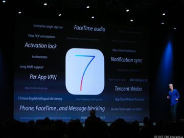 Read more about the article Bốn điều iOS 7 tiết lộ về iPhone mới