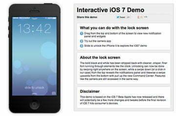 Read more about the article Trải nghiệm hệ điều hành iOS 7 ngay trên máy tính