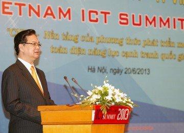 CNTT tiếp tục là nền tảng để nâng cao năng lực cạnh tranh quốc gia