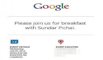 """24/07- """"Ngày đặc biệt"""" Google dành cho tín đồ Android?"""