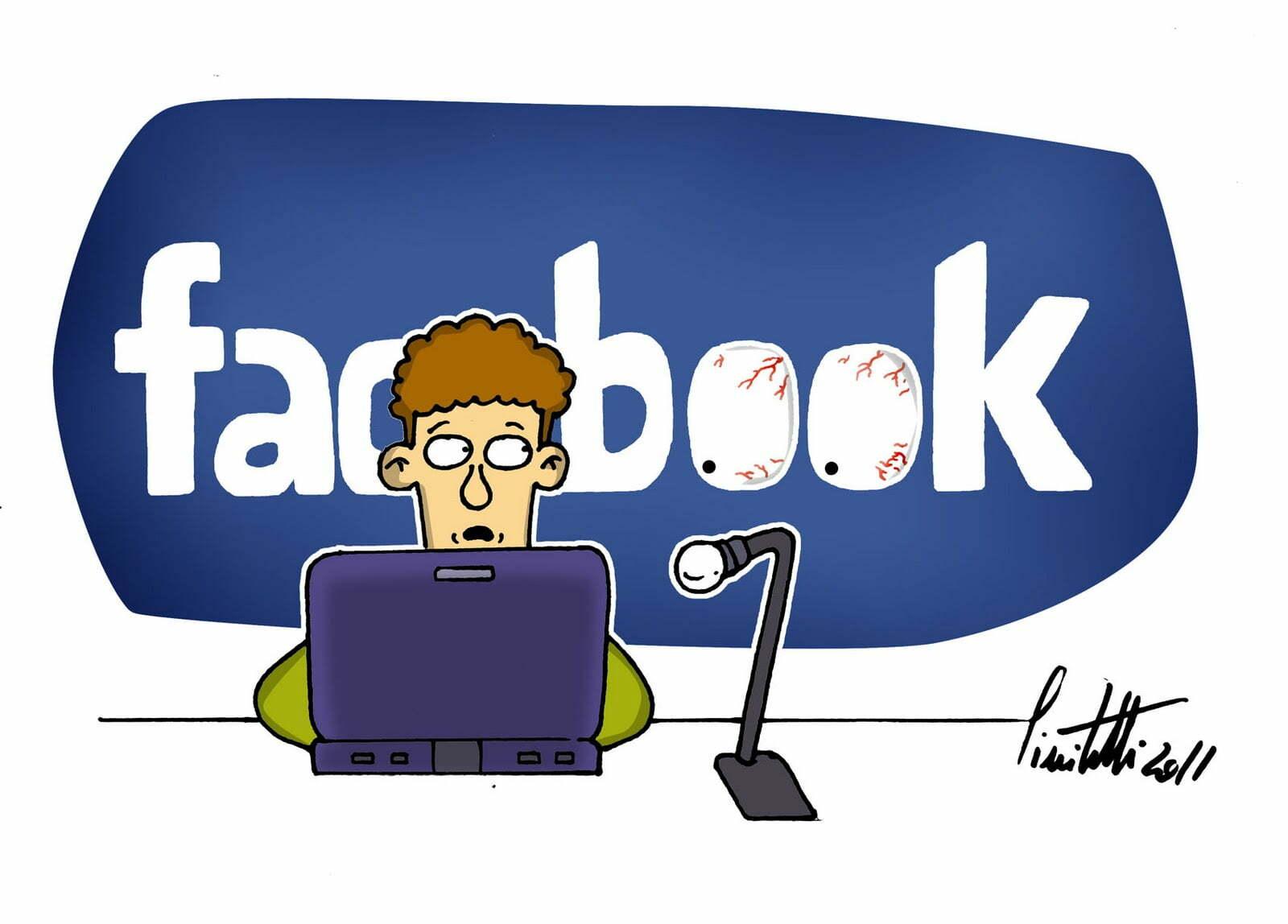 """Facebook có quý kinh doanh """"bội thu"""""""