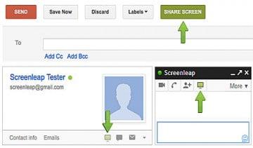 Read more about the article Chia sẻ màn hình máy tính với mọi người trên Gmail hoặc Chrome