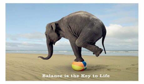 Kỹ năng viết blog: duy trì blog dựa trên nguyên lý cân bằng
