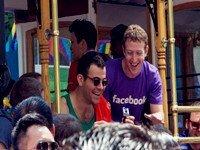 Ông chủ Facebook cùng 700 nhân viên đi diễu hành đồng tính