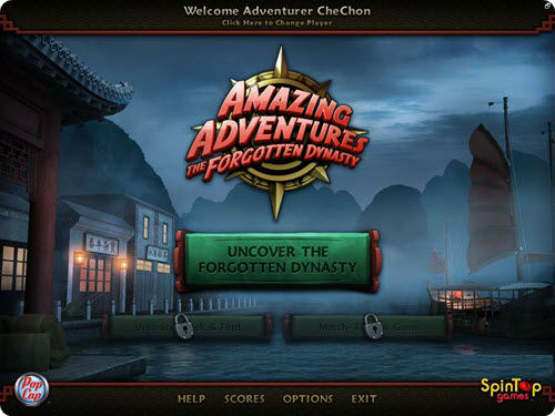 Chơi game The Forgotten Dynasty