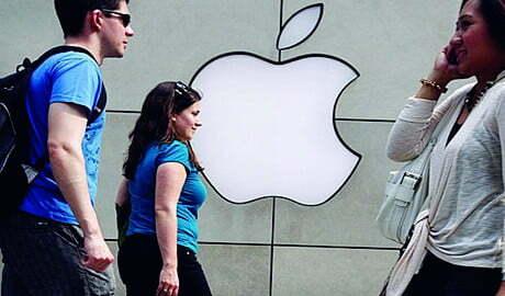 Read more about the article Apple mất giá, nhiều kỹ sư muốn ra đi