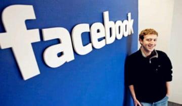 Hình ảnh Infographic Facebook trong 10 năm qua
