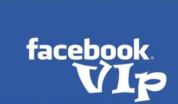 Facebook phát triển ứng dụng V.I.P dành cho người nổi tiếng