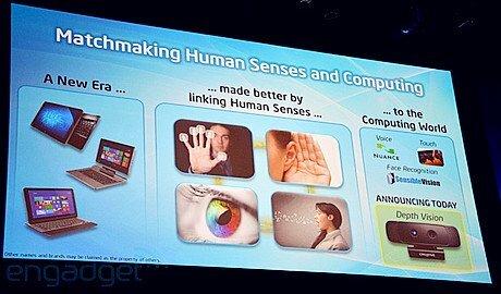 Intel ra mắt công nghệ nhận diện cử chỉ và nét mặt mới cho máy tính và laptop