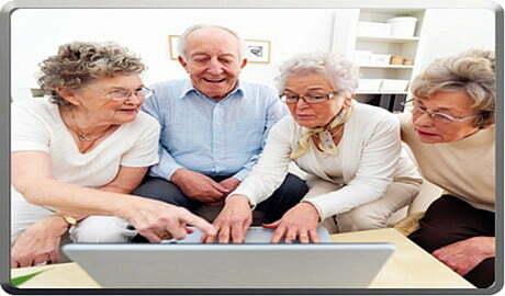 Internet cho người già: Thách thức mới của châu Á