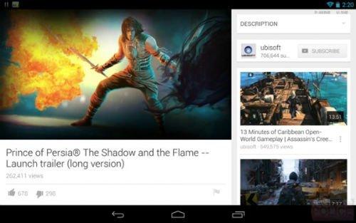 """""""Thay áo mới"""" cho ứng dụng Youtube trên Android và iOS"""