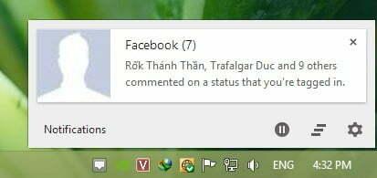 Nhận thông báo Facebook ngay cả khi đã tắt trình duyệt- 2