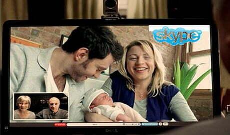 Read more about the article Skype tròn 10 tuổi, sắp có tính năng gọi video 3D