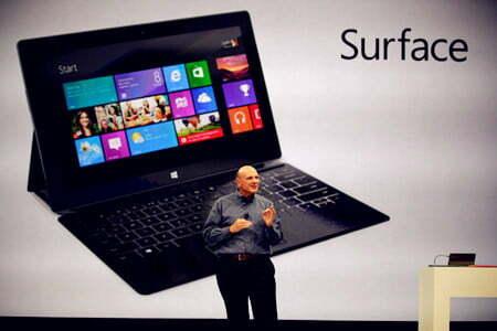 Tổng giám đốc Microsoft Steve Ballmer tuyên bố nghỉ hưu- 2