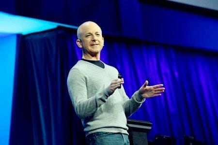 Tổng giám đốc Microsoft Steve Ballmer tuyên bố nghỉ hưu- 3