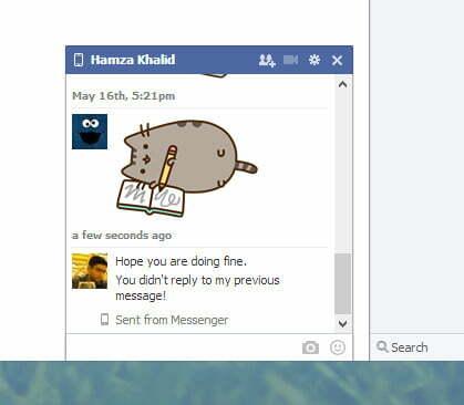 """Vô hiệu hóa chữ """"Seen"""" sau khi nhận tin nhắn trên Facebook- 1"""