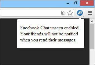 """Vô hiệu hóa chữ """"Seen"""" sau khi nhận tin nhắn trên Facebook- 3"""