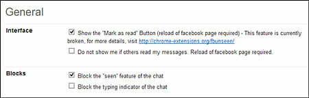 """Vô hiệu hóa chữ """"Seen"""" sau khi nhận tin nhắn trên Facebook- 5"""