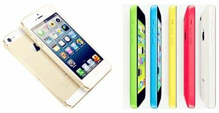 Apple cán đích 9 triệu chiếc iPhone 5S và 5C  trong 3 ngày đầu tiên, iOS 7 đạt mức kỉ lục-1
