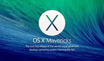 Apple tung bản hoàn thiện OS X Mavericks vào cuối tháng 10