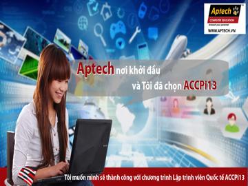 """Read more about the article Hanoi – Aptech mang ACCPi13 tích hợp xu hướng """"thông minh"""" tặng các lập trình viên"""