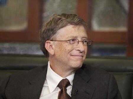Bill Gates giàu có không cần Microsoft-1