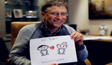 Bill Gates giàu có không cần Microsoft