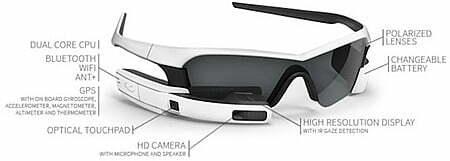 Đối thủ của Google Glass được Intel chống lưng-2