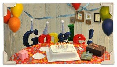 Google đã chính thức bước sang tuổi 15  -1