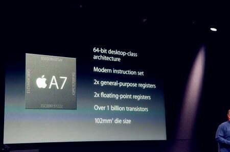 Phân tích kiến trúc vi xử lý 64 bit của iPhone 5S-1