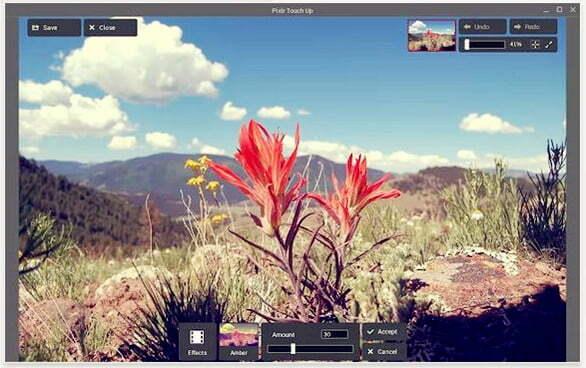 Ứng dụng Pixlr Touch Up chỉnh sửa ảnh chuyên nghiệp trên Chrome-1