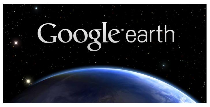 """Google Earth """"chộp"""" được ảnh của Chúa Jesus và Đức Mẹ Maria"""