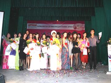 Read more about the article Hanoi – Aptech: Chúc một nửa thế giới mang tên phái đẹp nhân ngày 20/10