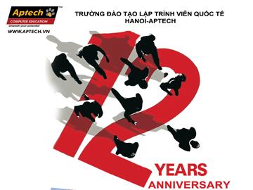 """Read more about the article Hanoi-Aptech đón tuổi mới bằng quà tặng """"tri ân"""" cho giới trẻ công nghệ"""