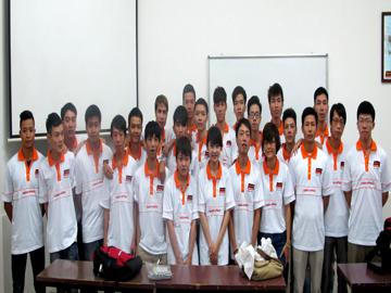 Hanoi – Aptech : Đón các tân học viên ACCP Fast Track nhập trường