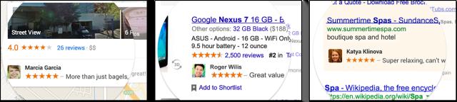 """Quảng cáo Web của Google """"tận dụng"""" tên và ảnh của người dùng-1"""