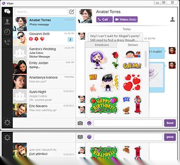 Hướng dẫn sử dụng Viber trên máy tính - 7
