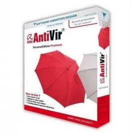 Phần mềm diệt virus thế hệ mới của Avira