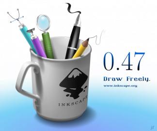 Phần mềm miễn phí vẽ vector Inkscape