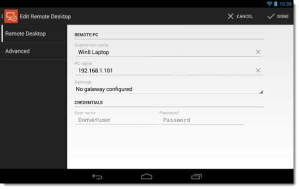 Ứng dụng điều khiển máy tính từ xa với iOS và Android của Microsoft - 1