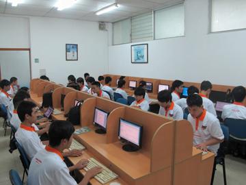Hanoi – Aptech đào tạo bạn Học để thành nghề