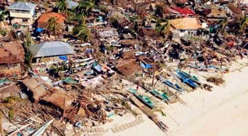 Read more about the article Google lập trang web tìm người thân sau siêu bão Haiyan