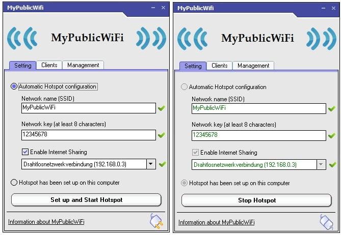 Hướng dẫn chia sẻ internet qua Wifi đơn giản