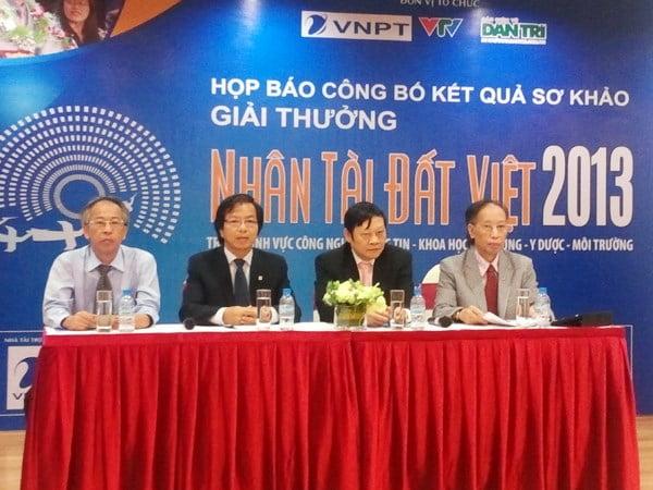 Nhân Tài Đất Việt vườn ươm thành công