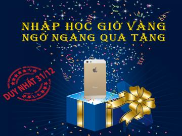 Hot,hot,hot!!! Nhập học giờ vàng – Ngỡ ngàng quà tặng tại Hanoi – Aptech